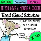 If You Give a Mouse a Cookie Story Unit