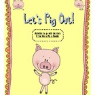 """If You Give a Pig a Pancake"" Activity Pack"