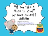 If You Take A Mouse To School Activity Unit