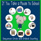 &quot;If You Take a Mouse to School&quot;  Sequencing Activities