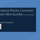 Igneous Rocks Common Core Mini-Bundle {Try Me For Free!}