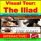 Iliad and Trojan War Visual Tour PowerPoint