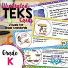 Illustrated Kindergarten TEKS