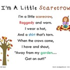 I'm A Little Scarecrow