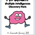 I'm Smart!: Multiple Intelligences Discovery Activity