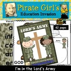 I&#039;m in the Lord&#039;s Army (Biblical Military Unit)
