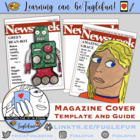 I'm on the Cover of Newsweek Magazine!