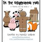 I&#039;m the Gingerbread Man Thematic Unit