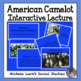 Image &amp; Event Notes PPt American Camelot Kennedy Presidenc