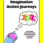 Imagination Action Journeys Indoor Recess Brain Breaks