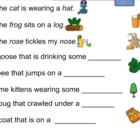 Imagine It! Kindergarten Phonics SMART lesson Unit 1, Less