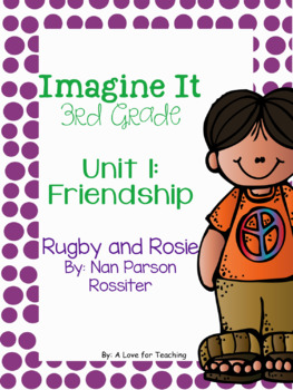 Imagine It Rugby and Rosie Grade 3