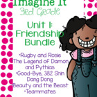 Imagine It Unit 1 Friendship Grade 3