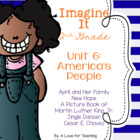 Imagine It Unit 6 America's People Grade 2