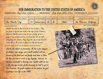 Immigration & Industrial Revolution - Create Your Own History
