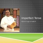 Imperfect Tense Active Notes (Latin I)