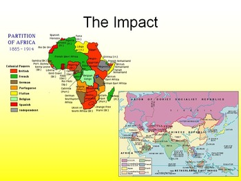 Imperialism Brief Overview to Prompt Discussion, Begin Uni