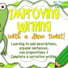 Improve Writing {Prepositions, Extending Sentences, Descri