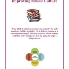 Improving School Culture
