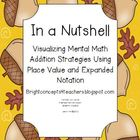 In A Nutshell {Mental Math Craftivity and Practice Problems}
