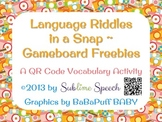 In A Snap: Gameboard Freebies