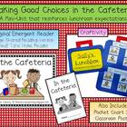 In the Cafeteria Emergent Reader &amp; Craftivity Pack