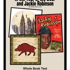 In the Year of the Boar and Jackie Robinson Whole Book Test
