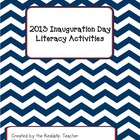 Inauguration Day Literacy Activities 2013