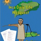 Inca Daily Life Webquest and Answer Sheet