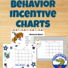 Incentive Charts - A Pack of Twenty Different Designs