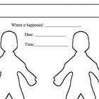 Incident report for young children