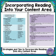 Incorporating Reading in Your Content Area Strategies