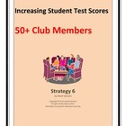 Increasing Student Test Scores:  50+ Club Members