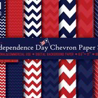 Independence day paper, 4th of july paper, memorial day pa