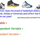 Independent & Dependent Variables - Presentations, Worksheets