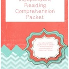 Independent Reading Packet