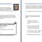 Independent Reading Plan: Language Arts Grade 6-9