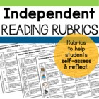 Independent Reading Rubrics (FREEBIE)