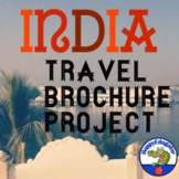 India Travel Brochure Project