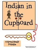 Indian in the Cupboard Foldable
