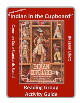 Indian in the Cupboard Reading Group Activity guide