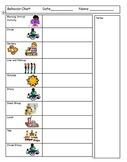 Individual Behavior Chart (Step One)