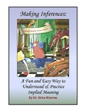 Inference Activities and Games: Learning the Fun and Easy Way
