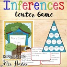 Inference Learning Game