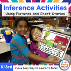 Inference Posters and Activities-Sailing Through Inference Skills