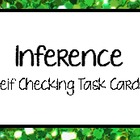 """Inference"" Self Checking Task Cards for Independent Centers"