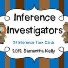Inference Story Task Cards