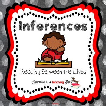 Inferences PowerPoint- A Reading Lesson for Third Grade