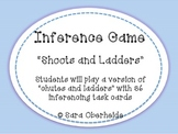 """Inferencing Game - """"Shoots and Ladders"""""""