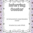 Inferring Comprehension Center